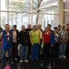 COF volunteers with Janice Kraft